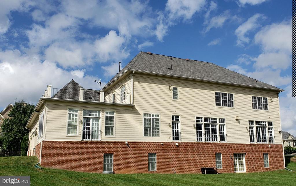 Exterior (Rear) - 41386 RASPBERRY DR, LEESBURG