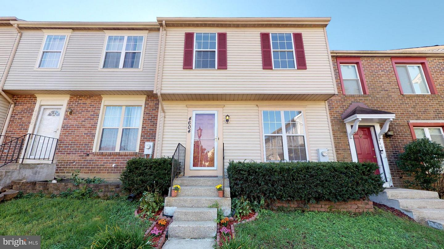 Photo of home for sale at 4604 Langston Drive, Bowie MD