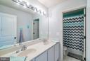 Huge Bath with Double Vanity - 42730 EXPLORER DR, ASHBURN