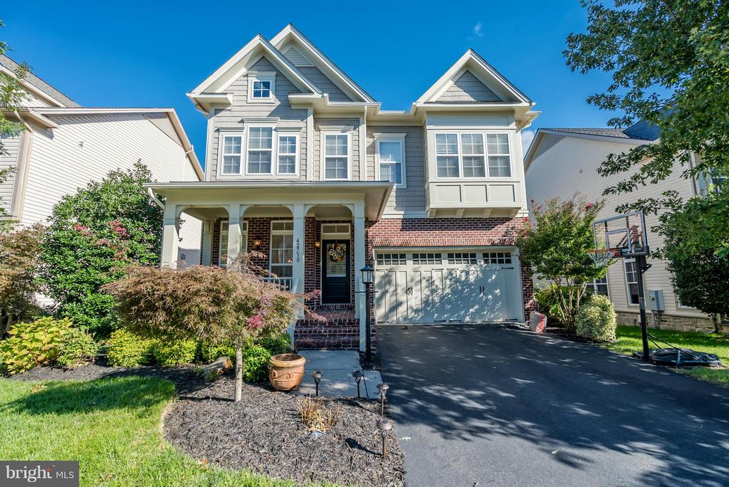 Sought after Miller & Smith Clara Bow model. - 42730 EXPLORER DR, ASHBURN