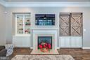 This Cozy Fireplace is Perfect for the Holidays! - 42730 EXPLORER DR, ASHBURN