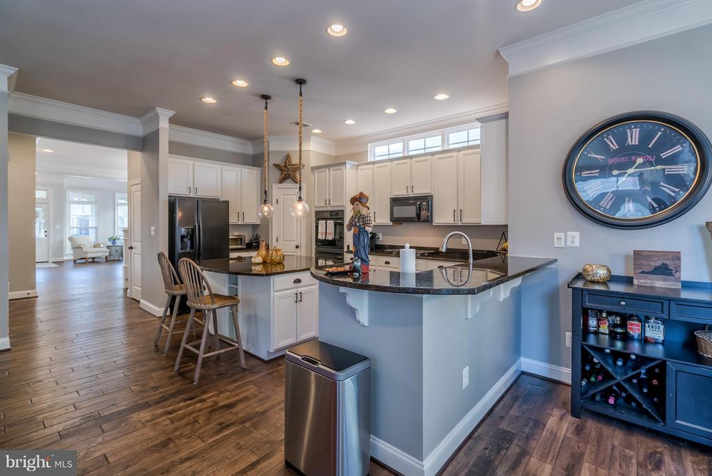 Sparkling Granite, Recessed+Pendant Lighting! - 42730 EXPLORER DR, ASHBURN