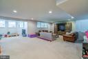 Spacious Basement/Recreation Room! - 42730 EXPLORER DR, ASHBURN