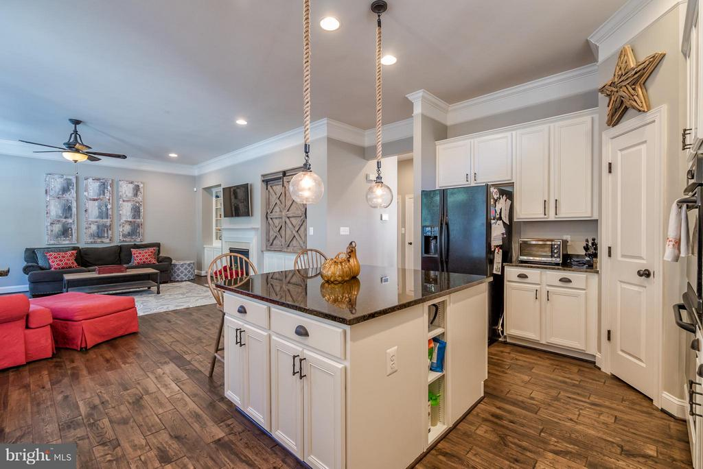 See Everything from Your Kitchen! - 42730 EXPLORER DR, ASHBURN