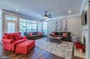 Family Room is Huge w/Wall of Windows! - 42730 EXPLORER DR, ASHBURN