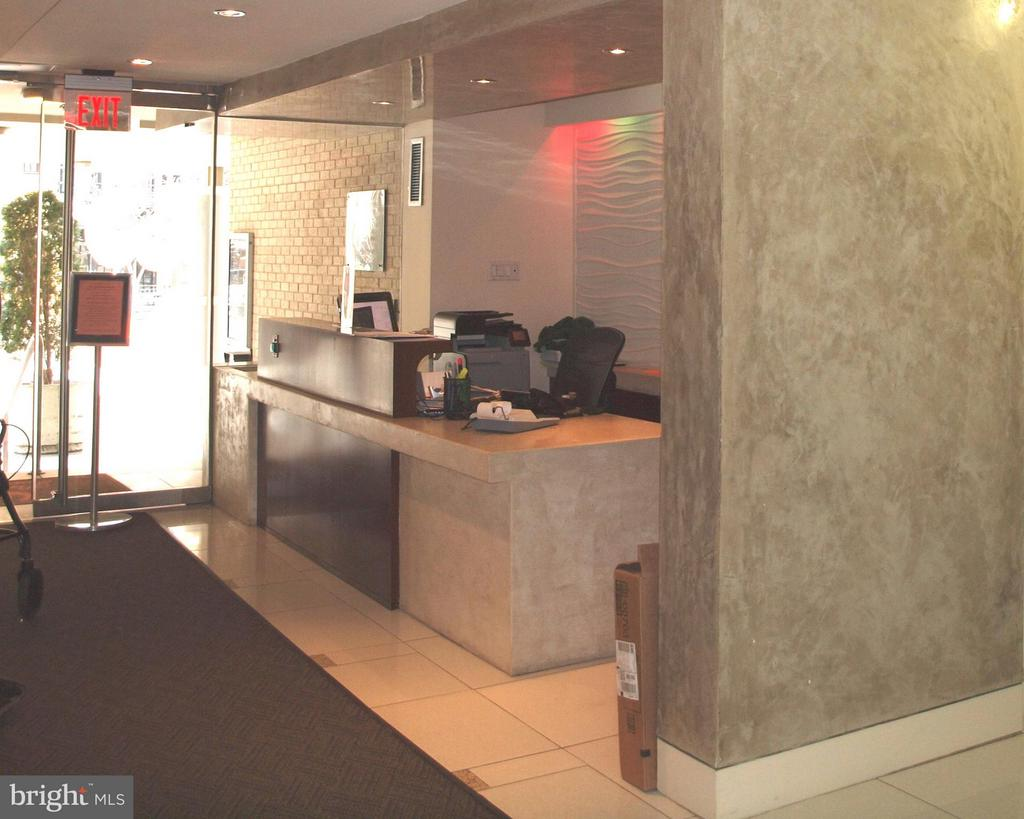 Lobby - 1325 18TH ST NW #207, WASHINGTON