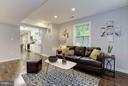 Living Room - 6102 KOLB ST, FAIRMOUNT HEIGHTS