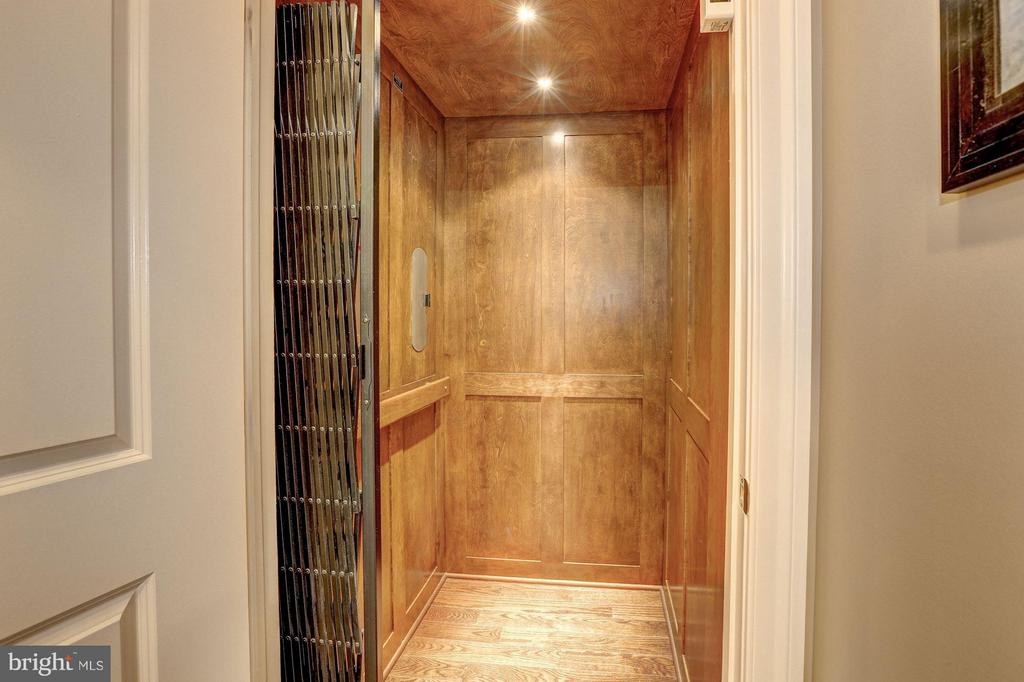 Elevator - 1403 RIDGEVIEW WAY NW, WASHINGTON