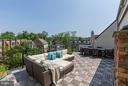 Private Rooftop Deck - 1403 RIDGEVIEW WAY NW, WASHINGTON