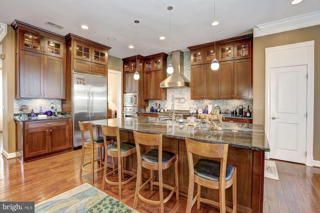 Main Level - Kitchen - 1403 RIDGEVIEW WAY NW, WASHINGTON