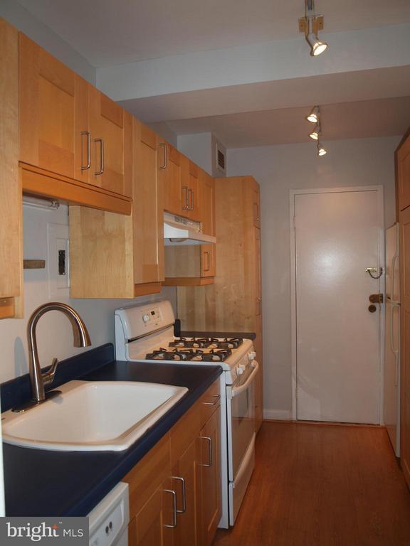Kitchen - 4201 CATHEDRAL AVE NW #907W, WASHINGTON