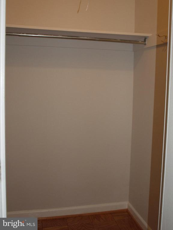 Large closet - 4201 CATHEDRAL AVE NW #907W, WASHINGTON