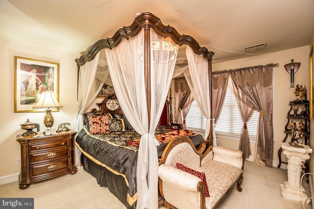 Upper Level Master Bedroom - 2036 SPOTSWOOD DR, LOCUST GROVE