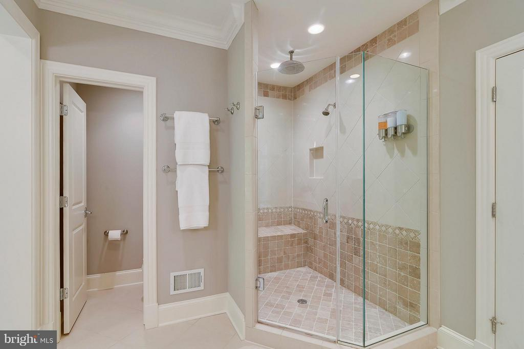 Luxury Shower w/ dual shower head - 2326 VERMONT ST N, ARLINGTON