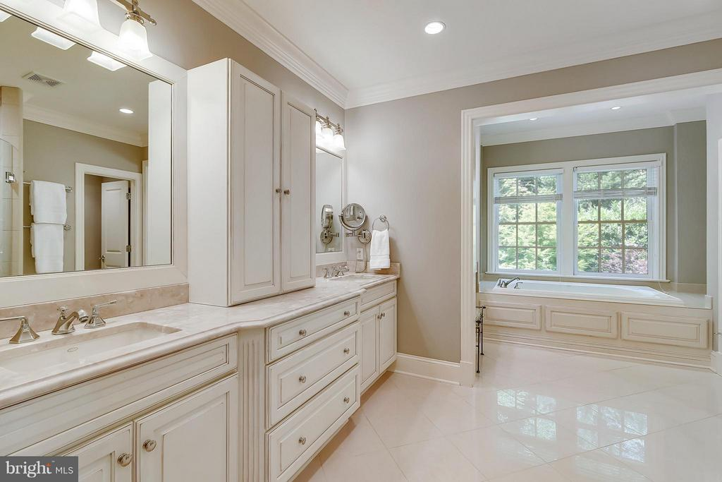 Luxury marble finishes. Overlooks trees! - 2326 VERMONT ST N, ARLINGTON