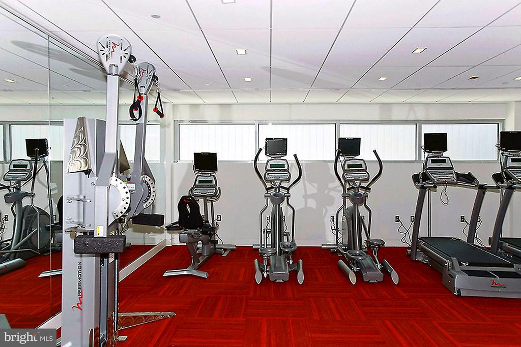 Fitness Room - 1177 22ND ST NW #9F, WASHINGTON