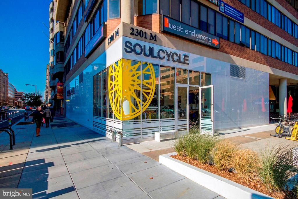 SoulCycle - 1177 22ND ST NW #9F, WASHINGTON