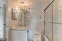 Second bedroom en-suite - 5600 WISCONSIN AVE #803, CHEVY CHASE