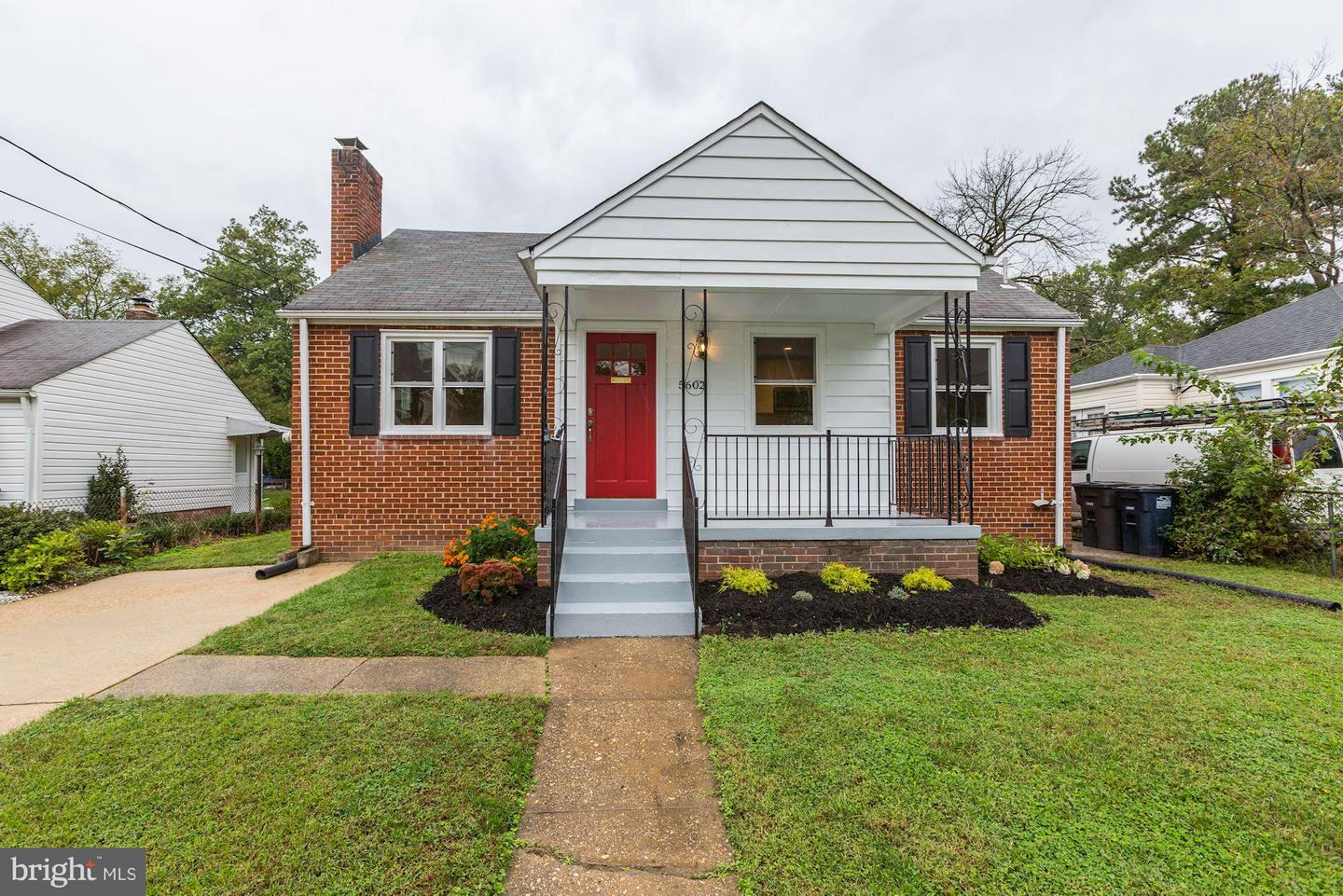 Single Family for Sale at 5602 36th Ave Hyattsville, Maryland 20782 United States