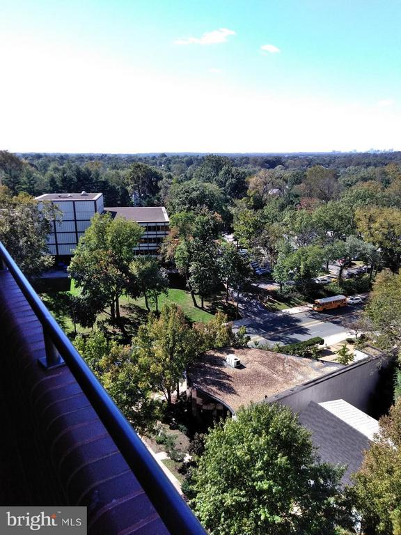 View - 4550 PARK AVE #1009, CHEVY CHASE