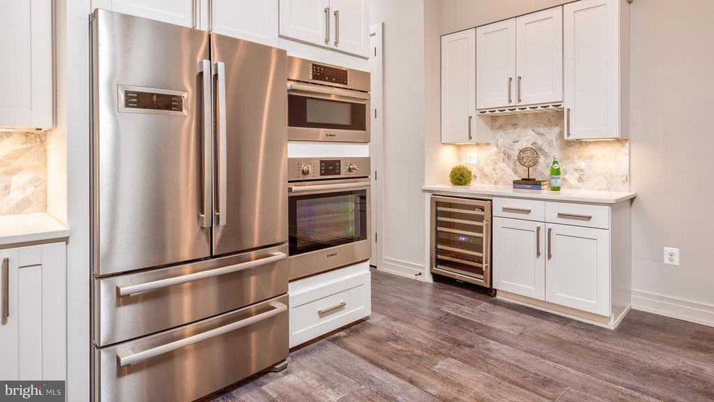 Kitchen - 37 W ST NW #1, WASHINGTON