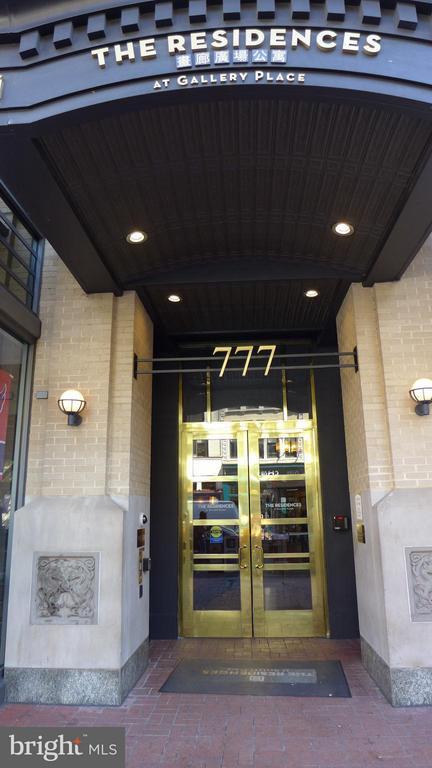 Exterior (Front) - 777 7TH ST NW #312, WASHINGTON