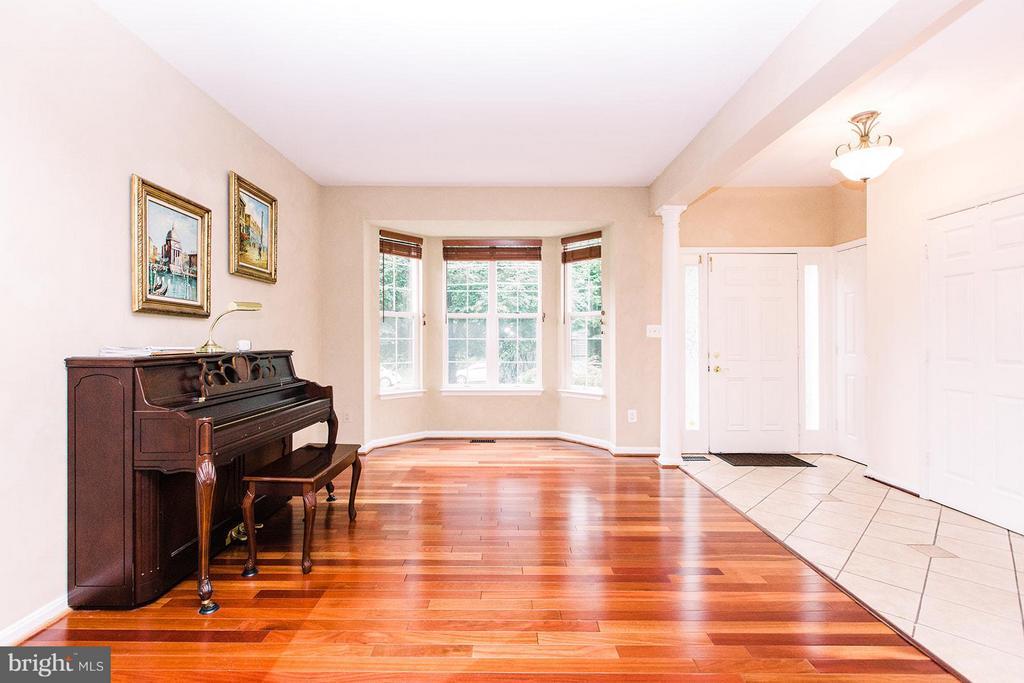 Living Room - 9202 ZACHARY CT, MANASSAS PARK