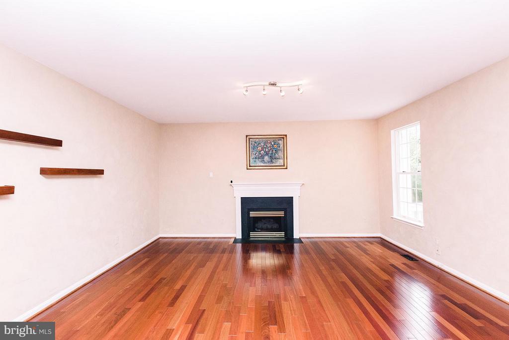 Family Room - 9202 ZACHARY CT, MANASSAS PARK