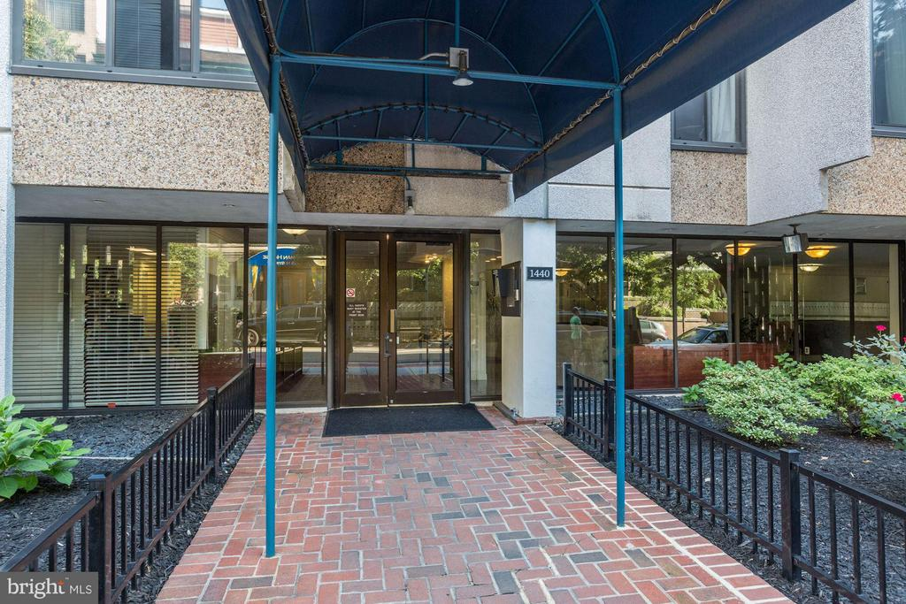 Exterior (General) - 1440 N ST NW #704, WASHINGTON