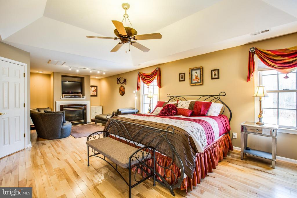 Bedroom (Master) - 259 SPYGLASS LN, STAFFORD