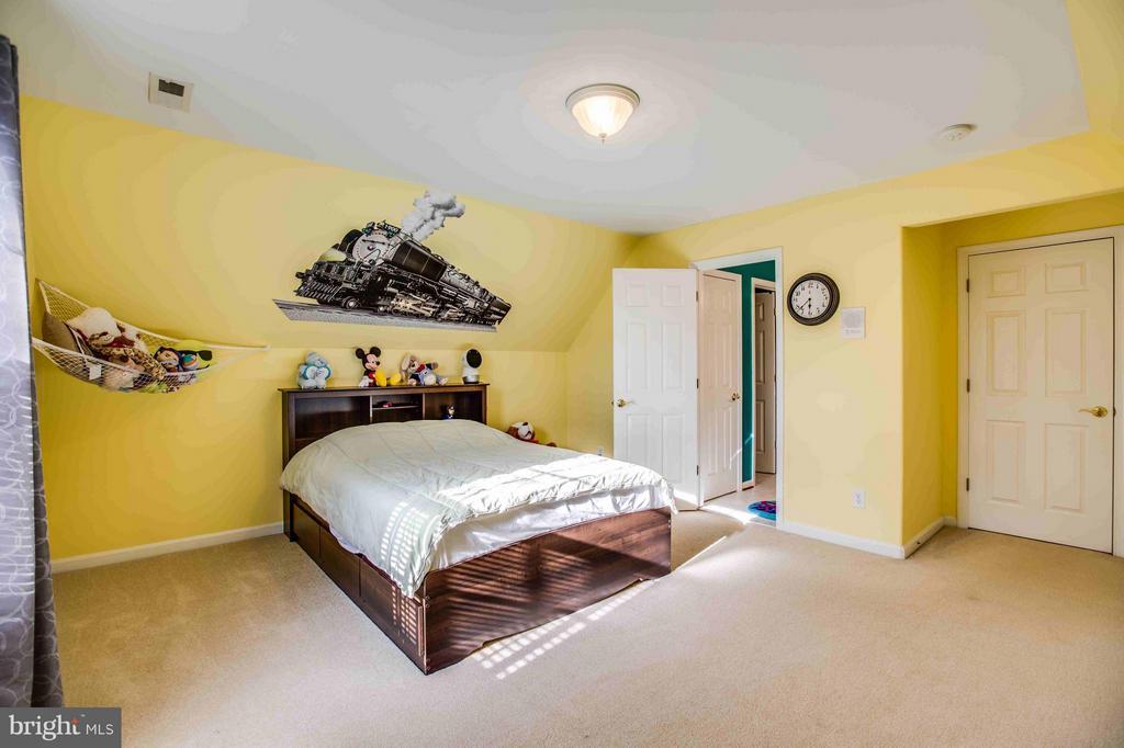 Bedroom - 259 SPYGLASS LN, STAFFORD