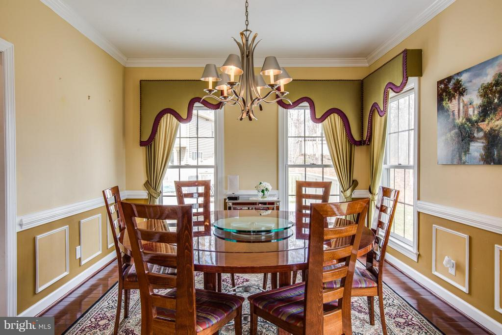 Dining Room - 259 SPYGLASS LN, STAFFORD