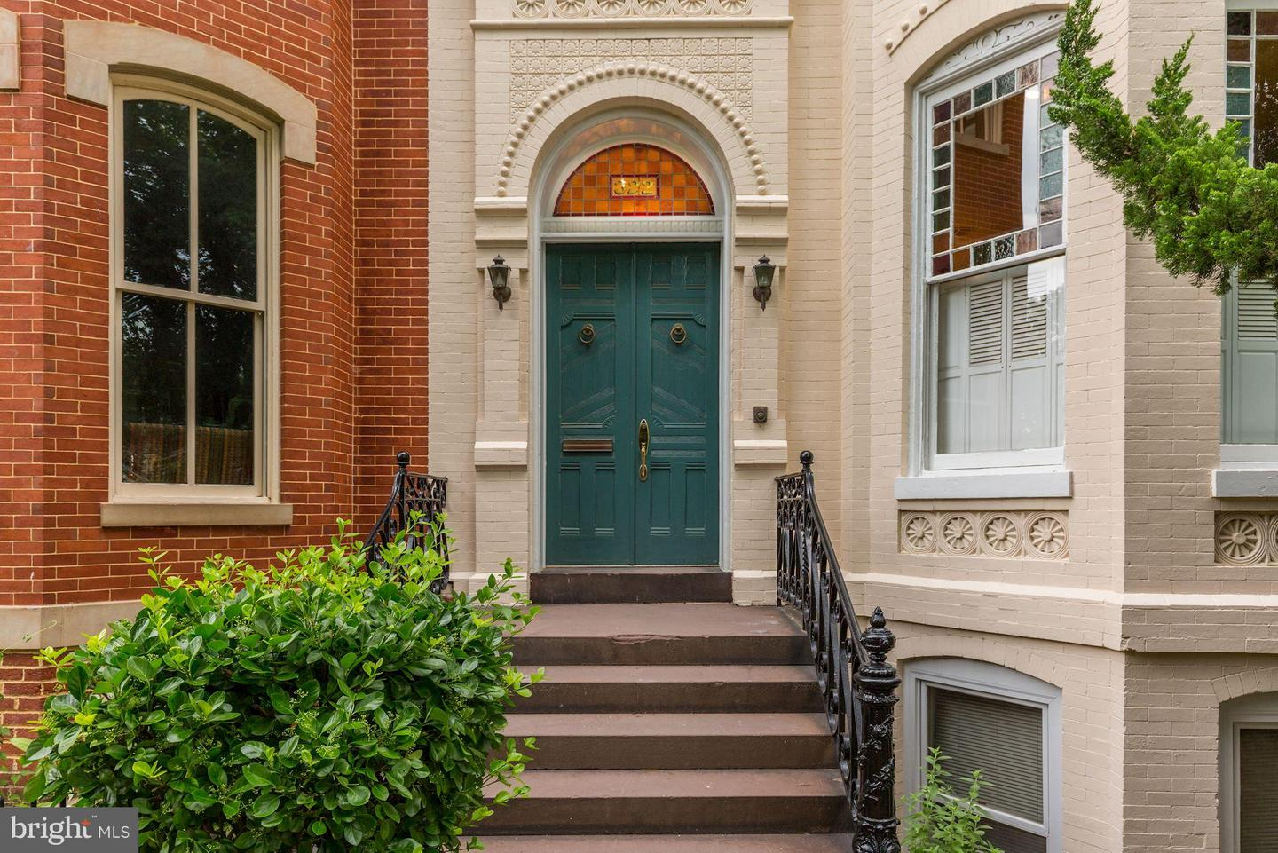 Single Family Home for Sale at 322 East Capitol St NE 322 East Capitol St NE Washington, District Of Columbia 20003 United States