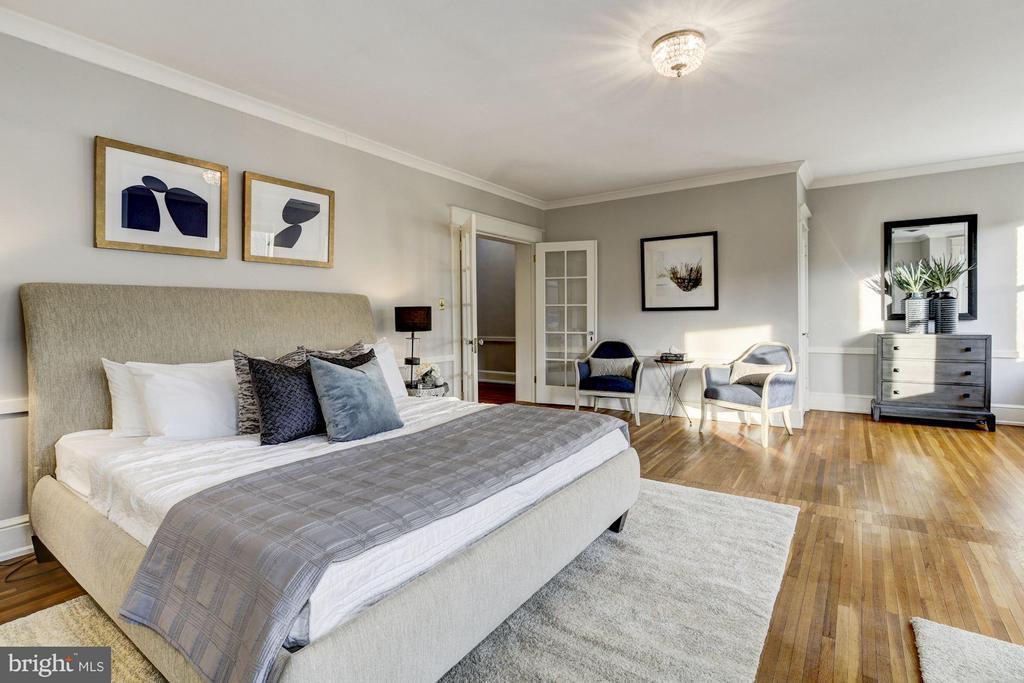Bedroom (Master) - 3029 O ST NW, WASHINGTON