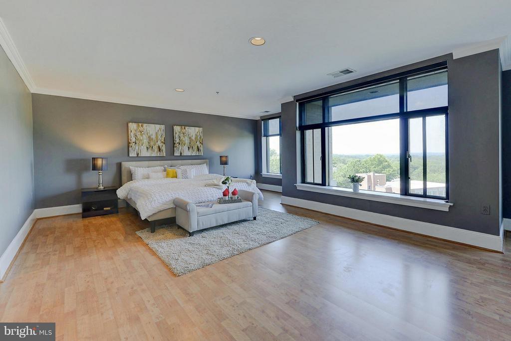 Bedroom (Master) - 4750 41ST ST NW #502, WASHINGTON