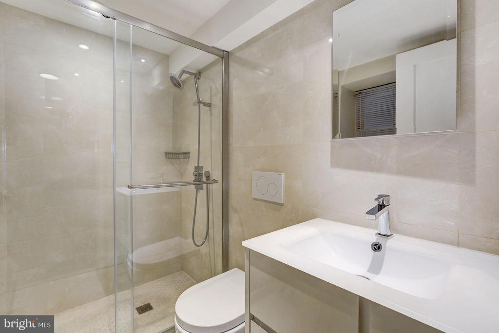 Bathroom of the Rental Unit - 3029 O ST NW, WASHINGTON