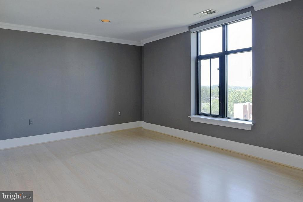 Second bedroom (another master bedroom suite) - 4750 41ST ST NW #502, WASHINGTON