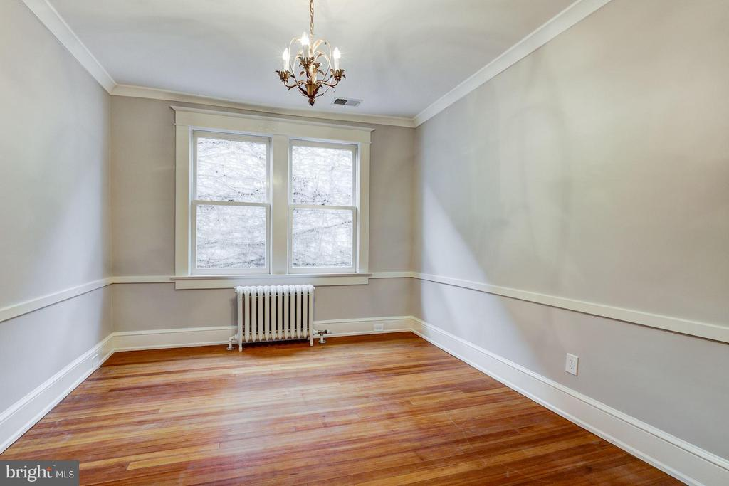 Bedroom - 3029 O ST NW, WASHINGTON