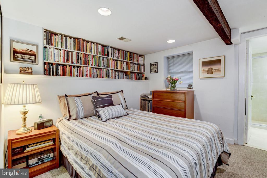 Bedroom of the Rental Unit - 3029 O ST NW, WASHINGTON