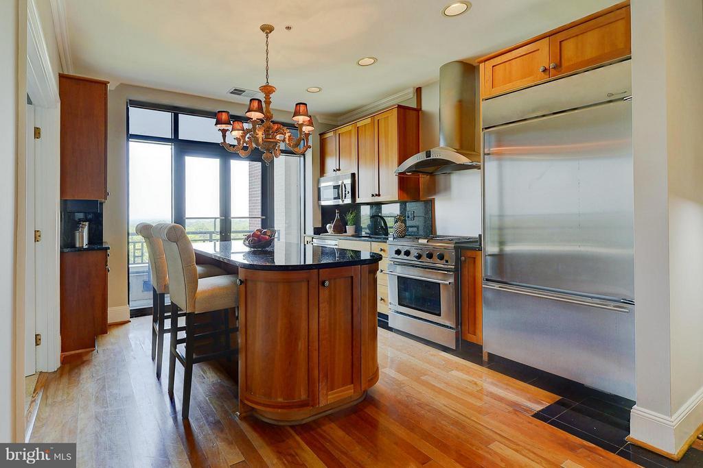 Kitchen - 4750 41ST ST NW #502, WASHINGTON