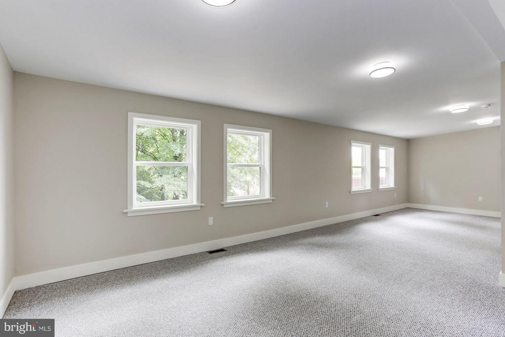 4th Bedroom / Den / Office - 3341 MASSACHUSETTS AVE SE, WASHINGTON