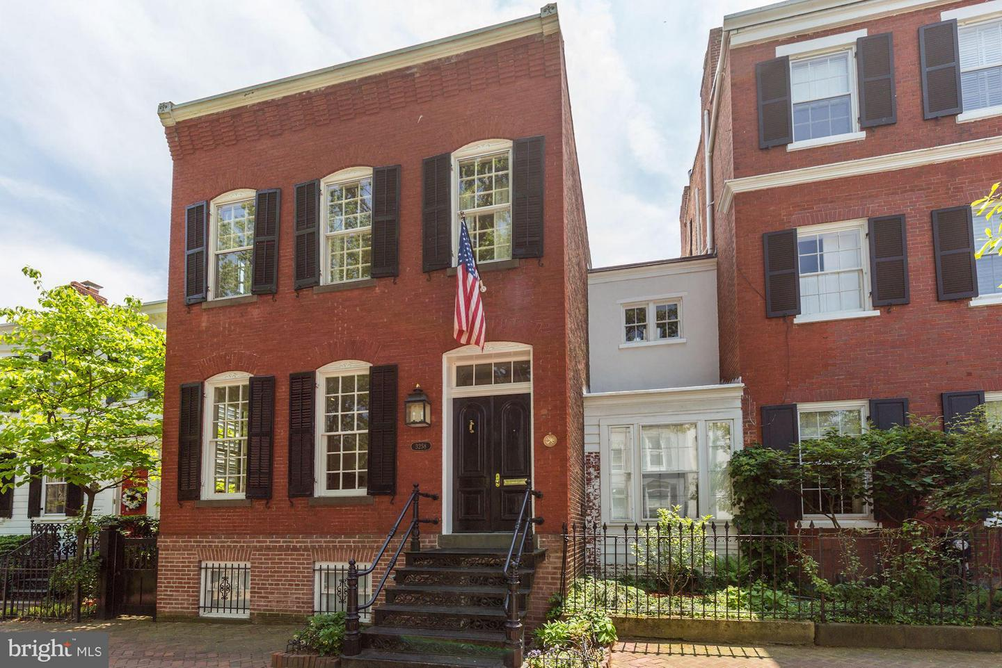 Single Family for Sale at 3258 O St NW Washington, District Of Columbia 20007 United States