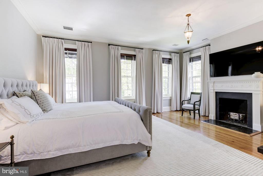 Bedroom (Master) - 3258 O ST NW, WASHINGTON