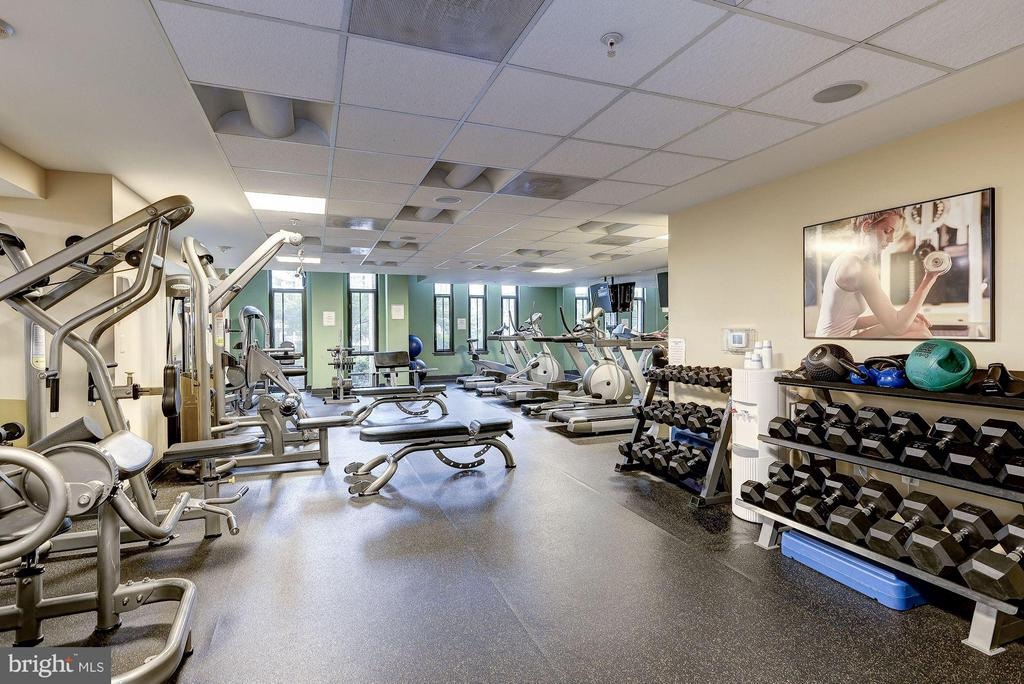 Gym - 4301 MILITARY RD NW #204, WASHINGTON