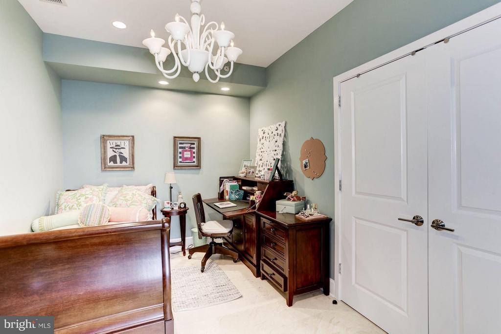 Bedroom - 4301 MILITARY RD NW #PH8, WASHINGTON