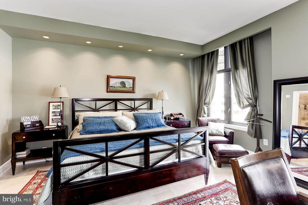 Bedroom (Master) - 4301 MILITARY RD NW #PH8, WASHINGTON