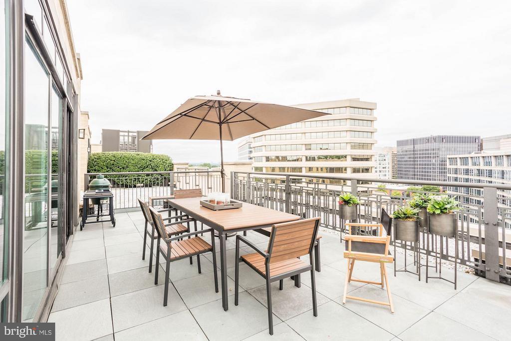 Terrace - 4301 MILITARY RD NW #PH8, WASHINGTON