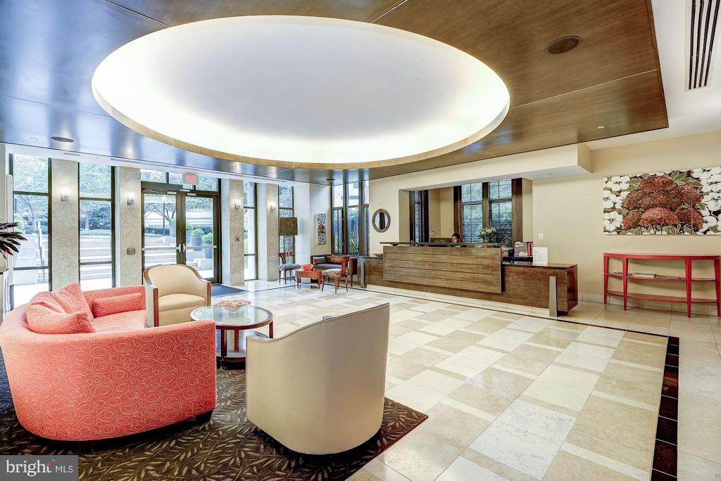 Lobby - 4301 MILITARY RD NW #204, WASHINGTON