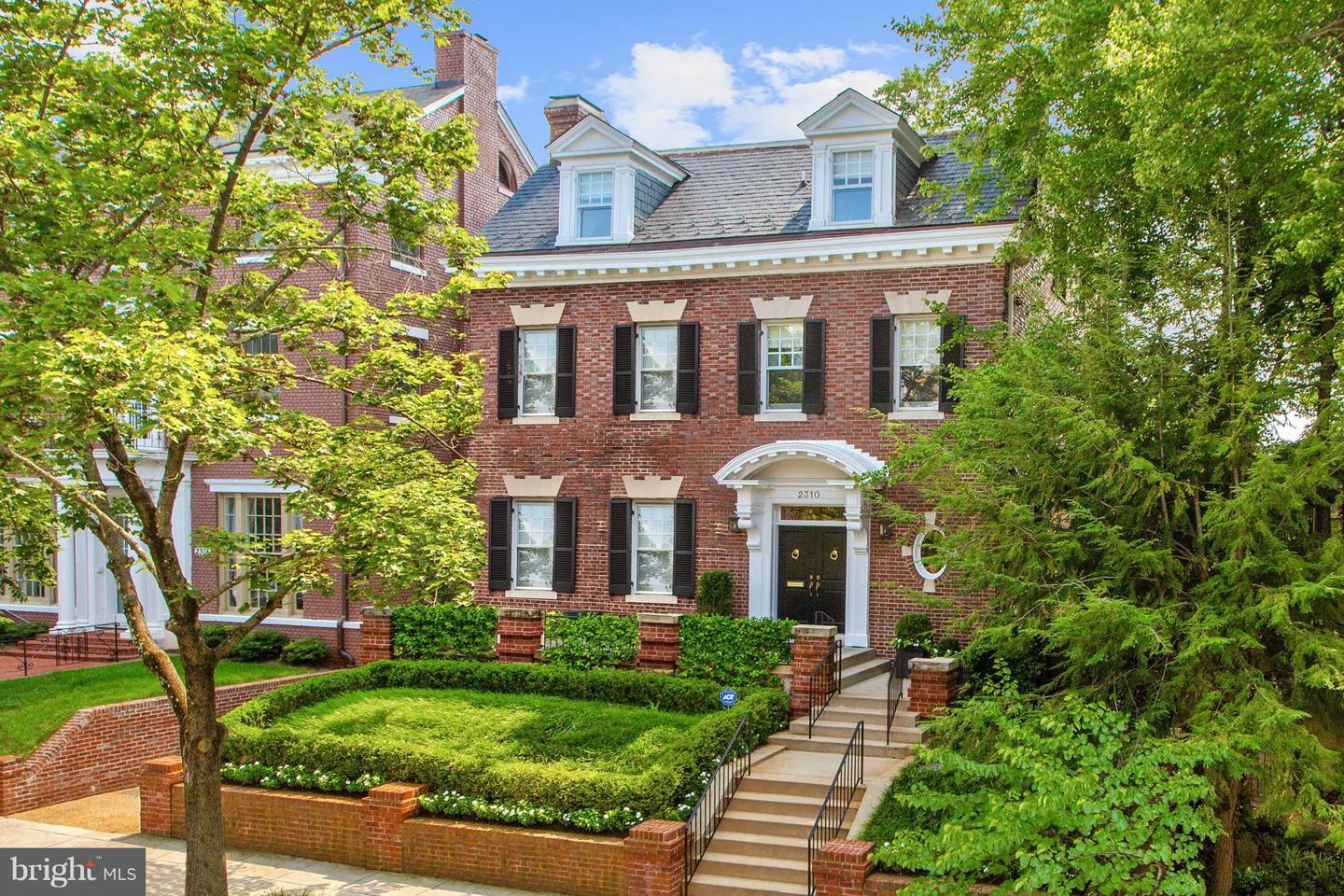 Single Family for Sale at 2310 Tracy Pl NW Washington, District Of Columbia 20008 United States