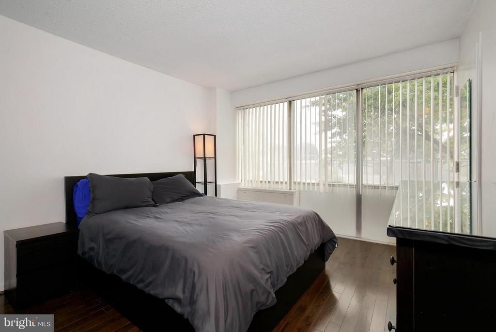 Bedroom - 1301 DELAWARE AVE SW #N123, WASHINGTON